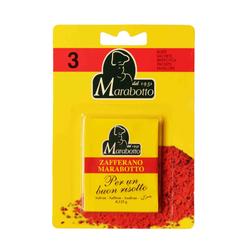 (10640.00 EUR/kg) Marabotto Zafferano (3 x 0,125 g)  - 0.375 g