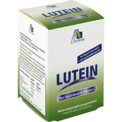 Lutein Kapseln 6 mg+Heidelbeer