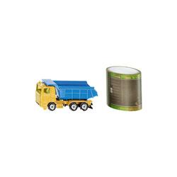 Siku Spielzeug-Auto Baukipper mit Tape