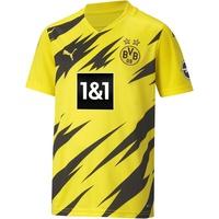 Puma BVB Home Jersey 2020/2021 Junior gelb, schwarz