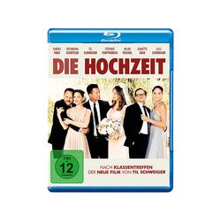 Die Hochzeit Blu-ray