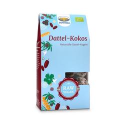 Govinda - Dattel-Kokos - Natursüße Dattel-Kugeln - Bio - 120 g