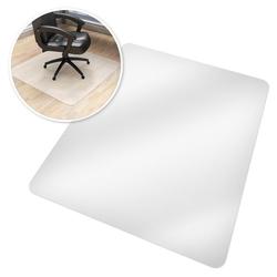 Fußmatte Bodenschutzmatte für Bürostühle, tectake, Höhe 0.18 mm 120 cm x 90 cm x 0.18 mm
