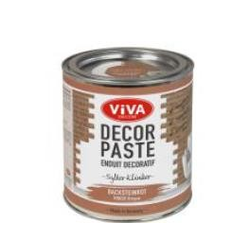 Decor Paste Sylter Klinker 1 l, backsteinrot