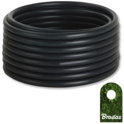 PE Rohr Verlegerohr Wasserleitung Versorgungsleitung 20mm 100m PN4 BRADAS 5496