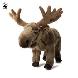 WWF Plüschfigur Plüschtier Elch (35cm)