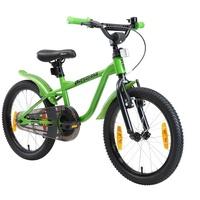 Löwenrad Kinderfahrrad 18 Zoll LR classic grün