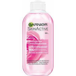 GARNIER Gesichtswasser Skin Active Rose, Mit Rosenwasser
