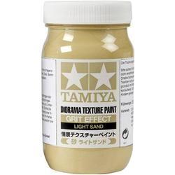 Tamiya 87122 Modellbau-Spachtelmasse Sand-Hell 250ml