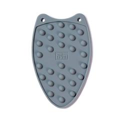 PRYM Bügeleisen-Ablage MINI, Silikon, grau, 100% Zubehör, Bügeleisen & -Zubehör