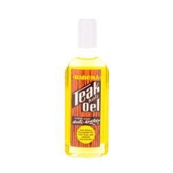 Babera Anti-Kratzer Teakholzöl, Ideales Pflegemittel für Teakholz, 150 ml - Flasche