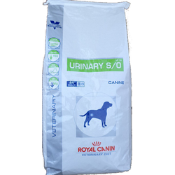 Royal Canin Urinary S/O  Hndefutter  Veterinary Diet (7,5 kg)
