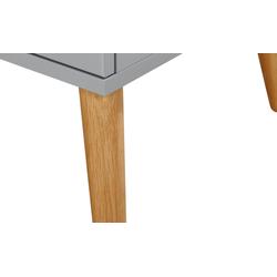 Roomers Highboard mit 3 Türen und 3 Schüben  Scan ¦ Maße (cm): B: 109 H: 137 T: 43