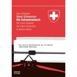 Ein Schweizerbuch als Buch von Réne Schweizer