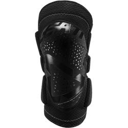 Leatt 3DF 5.0 Motocross Knieprotektoren, schwarz, Größe L XL