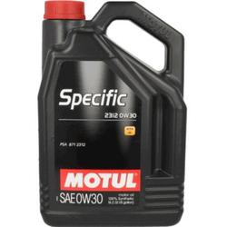 MOTUL Motoröl SPECIFIC 2312 0W30 109685