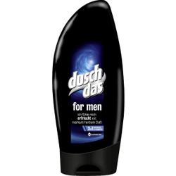 duschdas Duschgel und Shampoo For Men, Mit markant-herbem Zitrus-Duft, 250 ml - Flasche
