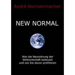 New Normal als Buch von André Nonnenmacher