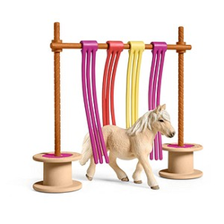 Schleich® Horse Club 42484 Pony Flattervorhang Spielfiguren-Set