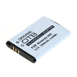 OTB Akku kompatibel zu Nintendo 3DS / 2DS / Switch Pro Controller / Wii U Pro Controller Li-Ion
