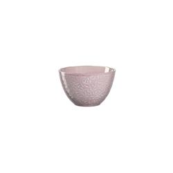 LEONARDO Schale MATERA Keramikschale 15,3 cm rosa, Keramik, (1-tlg)