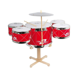 Small Foot Spielzeug-Musikinstrument Schlagzeug