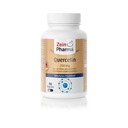 QUERCETIN KAPSELN 250 mg