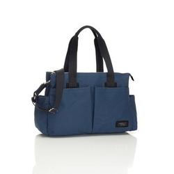 storksak Wickeltasche Shoulder Bag Navy