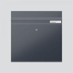 Siedle BKM 611-4/4-0 AG Briefkasten-Modul mit Einwurfklappe (210005016-00)