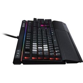 Kingston Alloy Elite RGB Gaming Tastatur MX-Red DE (HX-KB2RD2-DE/R1)