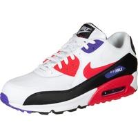Nike Men's Air Max 90 Essential white-red-black/ white, 40.5
