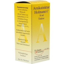 ARNIKA TINKTUR Hofmann's 50 ml