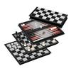 Philos Schach-Backgammon-Dame-Set 2506