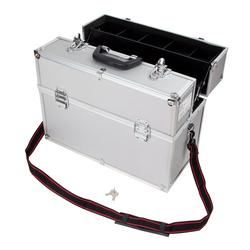 Alukoffer Werkzeugkoffer Multikoffer Alu Universalkoffer leer Werkzeugtasche