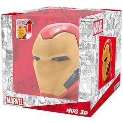 Tasse Marvel Iron Man 3D