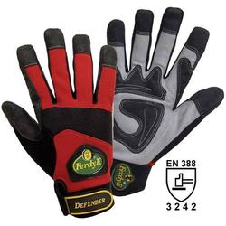 FerdyF. DEFENDER 1935 Clarino®-Kunstleder Montagehandschuh Größe (Handschuhe): 8, M EN 388 CAT II
