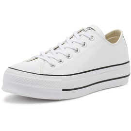 Converse Chuck Taylor All Star Lift Clean Leather Low Top white/black/white 39,5