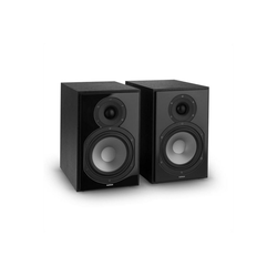 NUMAN Reference 802 Zwei-Wege-Regallautsprecher Paar schwarz Lautsprecher schwarz