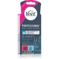 Veet Easy-Gel Enthaarungswachsstreifen für das Gesicht 40 St.