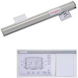 Ballfix-Leiste Aluminium 50cm