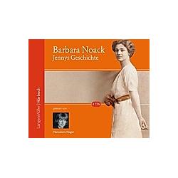 Jennys Geschichte  4 Audio-CDs - Hörbuch