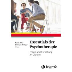 Essentials der Psychotherapie: Buch von