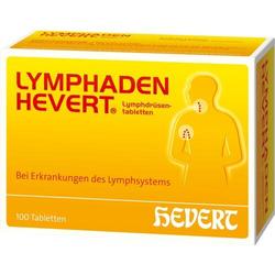 LYMPHADEN HEVERT Lymphdrüsen Tabletten 100 St