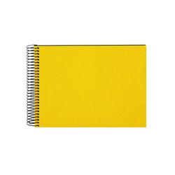 Goldbuch Album Spiralalbum Bella Vista 20991 gelb
