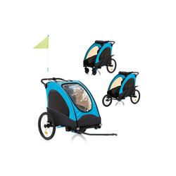 Fillikid Sport-Kinderwagen Fillikid Fahrradanhänger Rhino Exclusiv