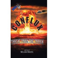 Conflux als Buch von William Brazzel