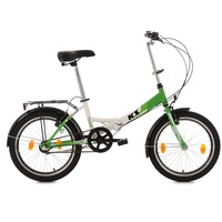 KS-CYCLING FX300 20 Zoll grün