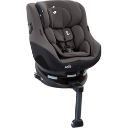 Joie Autokindersitz Auto-Kindersitz Spin 360, Navy Blazer grau