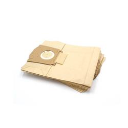 vhbw 10 Staubsaugerbeutel Filtertüten aus Papier für Staubsauger wie Filterclean S10, S2