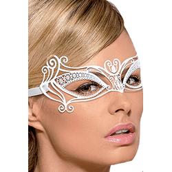 Weiße Maske - Metall